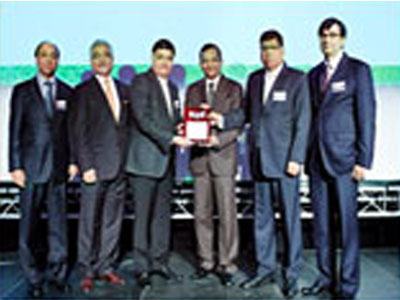 Best Vendor Award in Electrical Commodity Category (2012-13) from Mahindra & Mahindra Ltd.