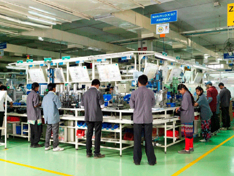 Manufacturing Facilities Minda Vast Access Systems