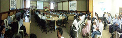 Participants during Quality Circle Convention & Kaizen Mela
