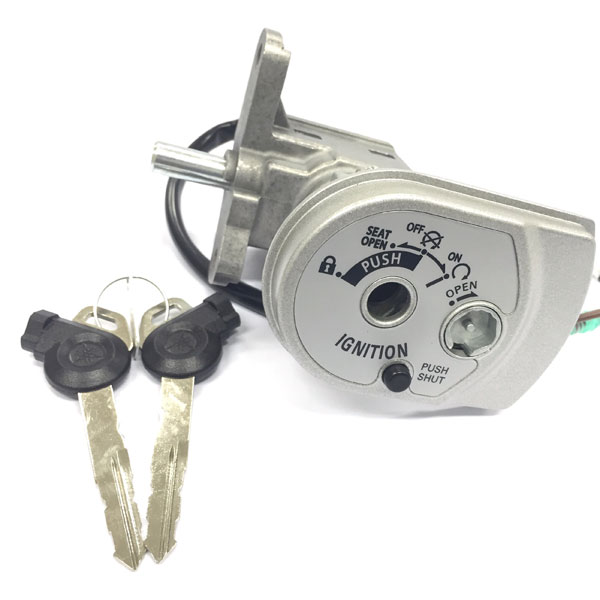 Model: Yamaha Janus Lockset (SW-1302AZM)