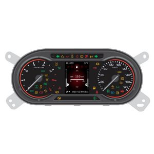 W501 - Gasoline Engine - High End Proposal RPM Red color add 13-09-19 - Night view